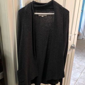 Charcoal Gray Cardigans